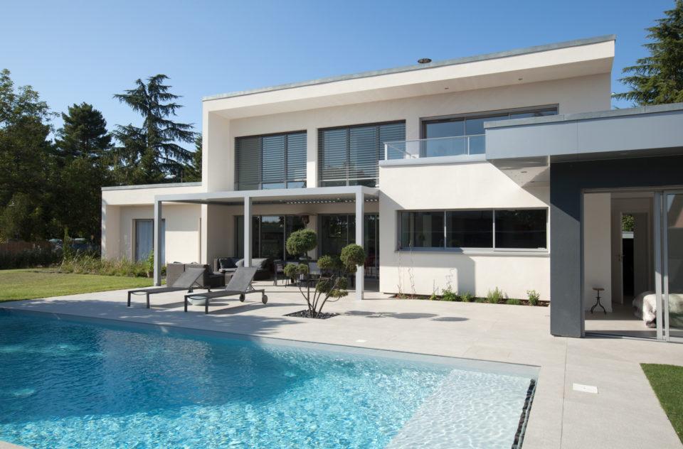 """Maison Lyon<br><span style=""""font-size:12px;"""">Itinéraires d'Architecture</span>"""