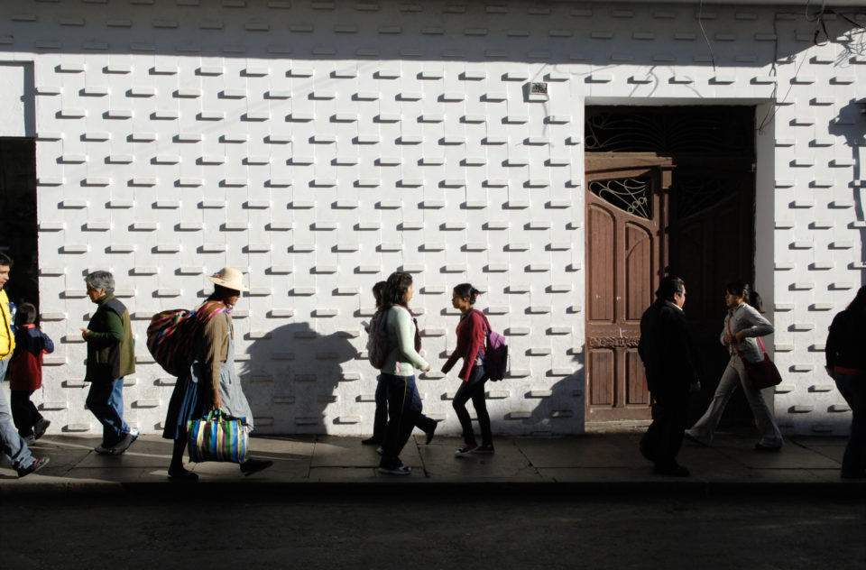 """Métamorphose de l'Autre Amérique<br><span style=""""font-size:12px;"""">Bolivie Pérou Colombie 2009</span>"""