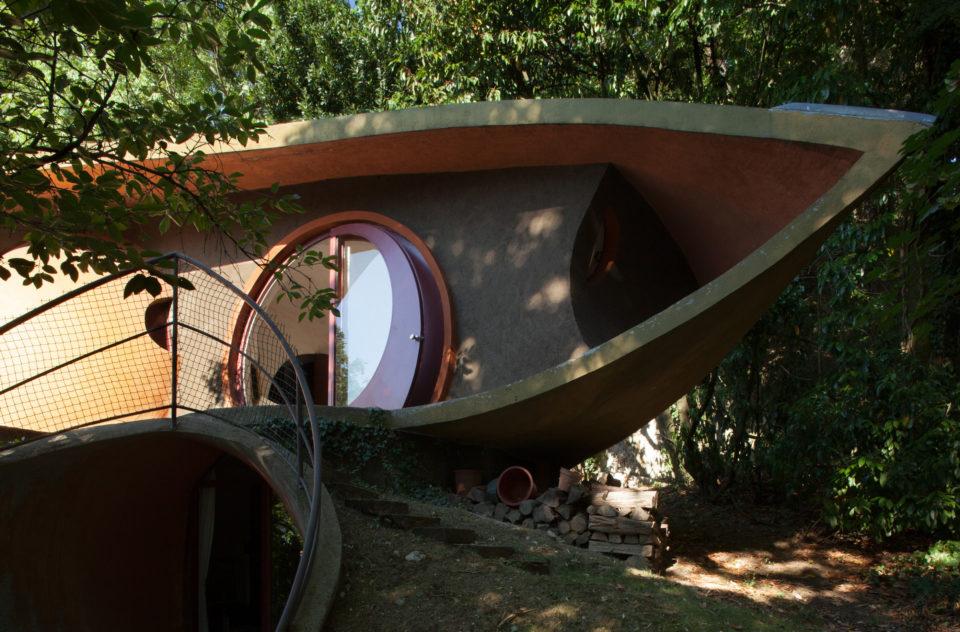 "Villa Chaneac Aix les Bains<br><span style=""font-size:12px"">Louis Chaneac Architecte"